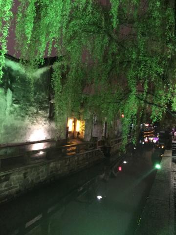 春和景明苏州行(四)夜游平江路