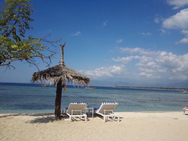 梦境之旅-------巴厘岛自由行(六)遭遇海蛇,中招海刺,感受最佳SPA