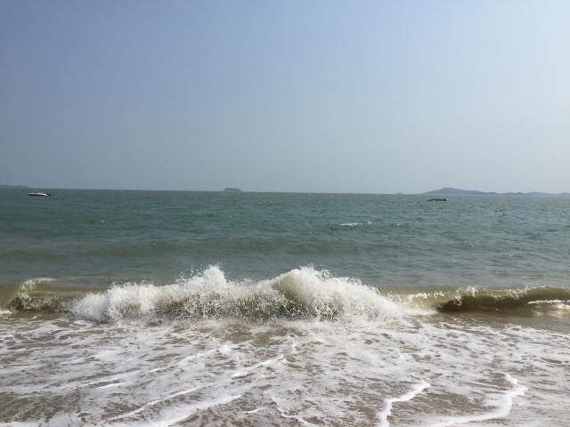 厦门三月的海边