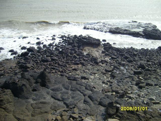漳州火山地质公园风貌